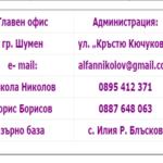 алфакомерс, реклама –
